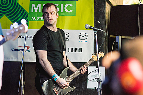3/21/2015 BrooklynVegan Saturday SXSW Day Show @ Red 7