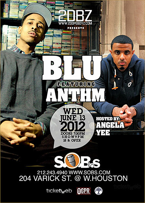 Blu & Anthm