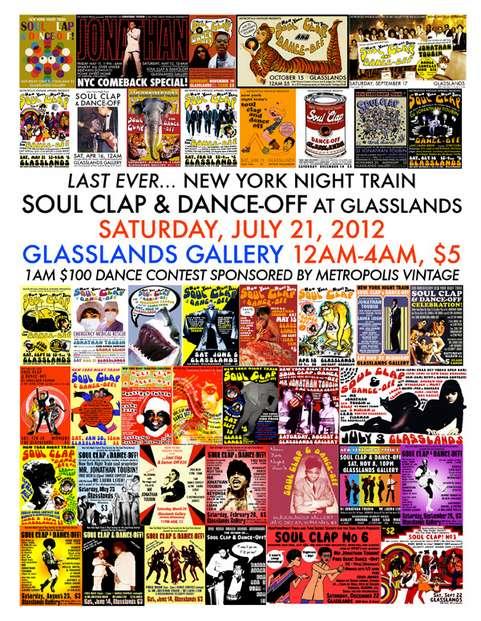 Soul Clap flyer