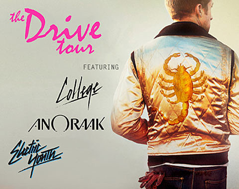 The Drive Tour