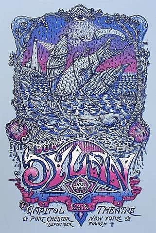 Dylan Cap Poster
