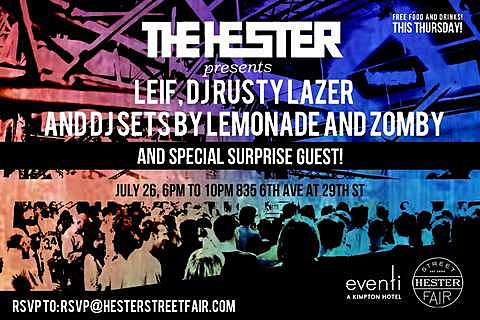 The Hester flyer