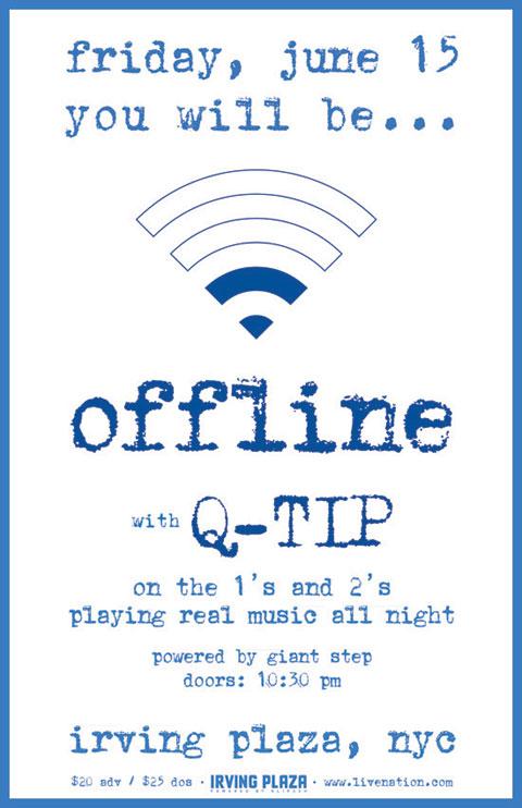 Offline Flyer
