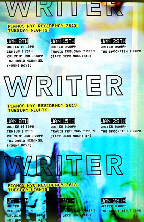 Writer Residency