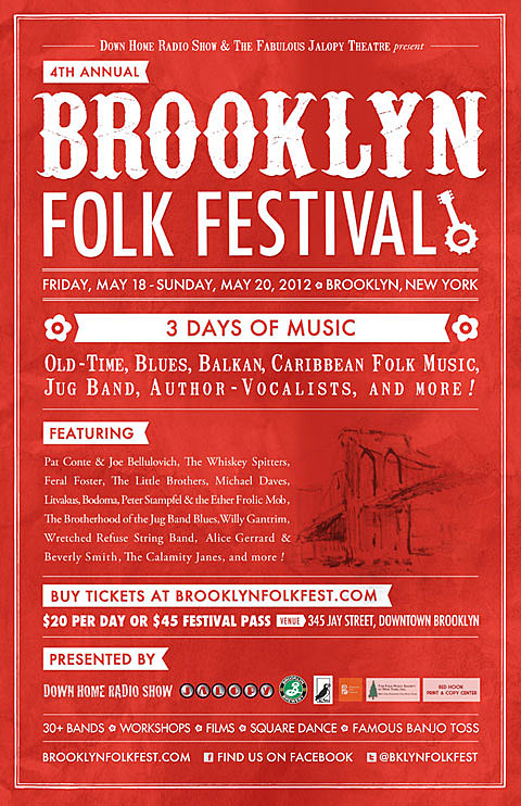Brooklyn Folk Fest