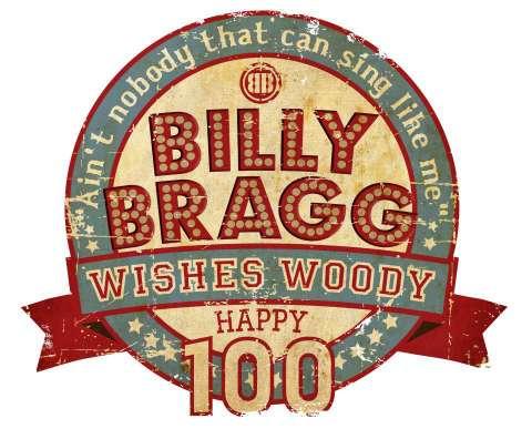 Billy Bragg Woody Guthrie