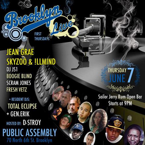 Brooklyn Live