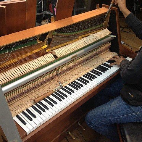 Blur's Piano