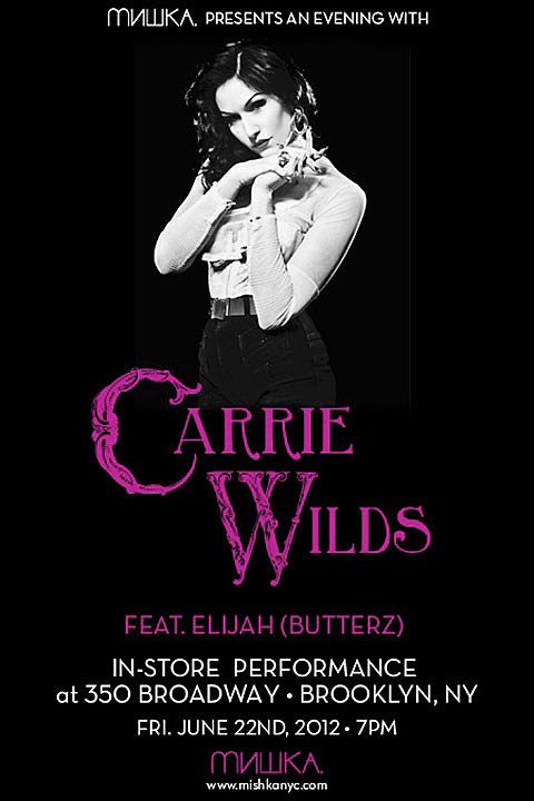 Carrie Wilds