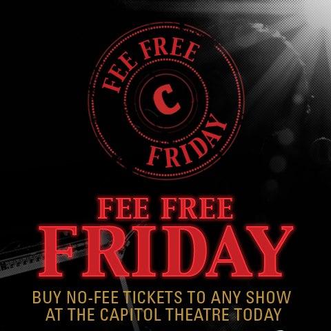 Fee Free Friday