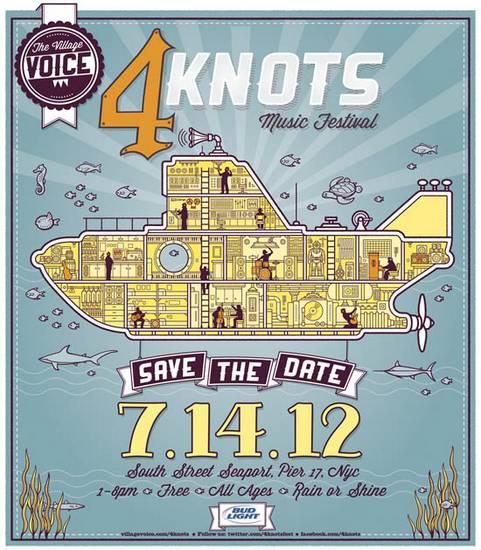 4Knots 2012 Flyer