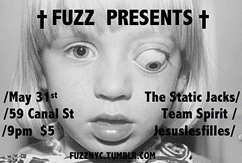 Fuzz Flyer