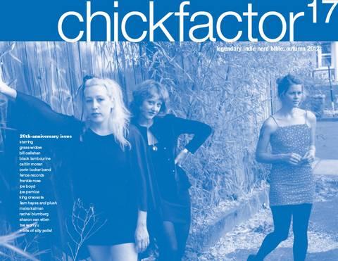 Grass Widown Chickfactor