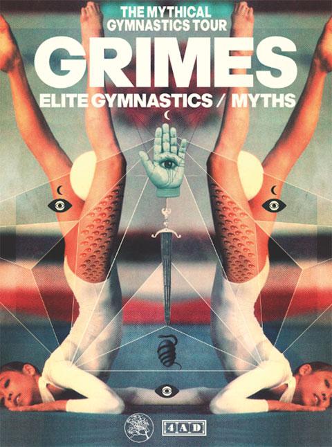 Mythical Gymnastics Tour