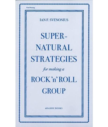 Ian Svenonius book