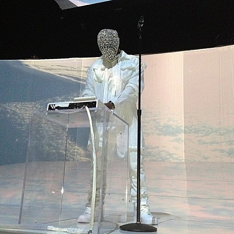 Kanye Mask