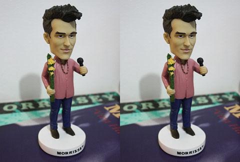 Morrissey Bobblehead