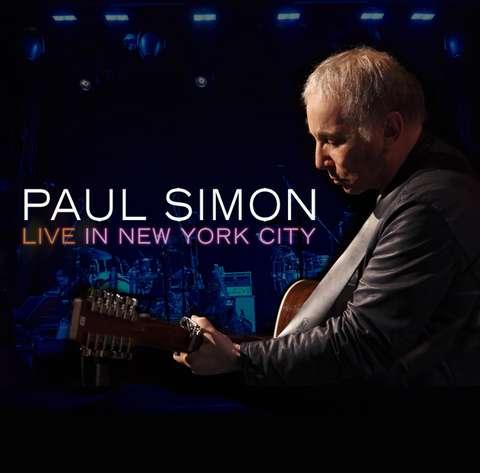 Paul SImon Live in New York City CD