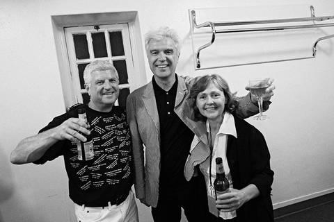 David Byrne, Tony, Mary-Anne