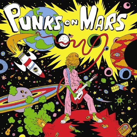 Punks on Mars
