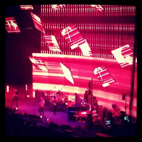 Radiohead May 31