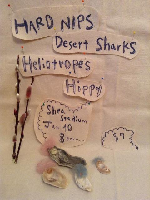 Shea Stadium flyer