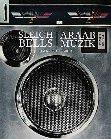 Sleigh Bells Araabmuzik