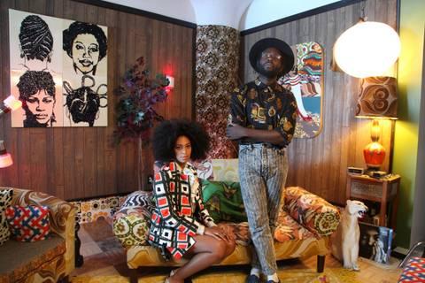 Solange and Dev