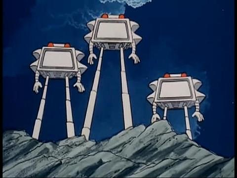 robots run amok