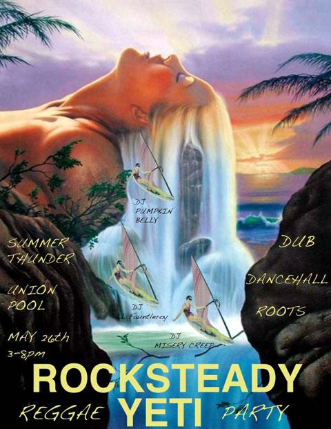 Rocksteady Yeti
