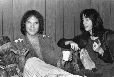 Neil and Patti