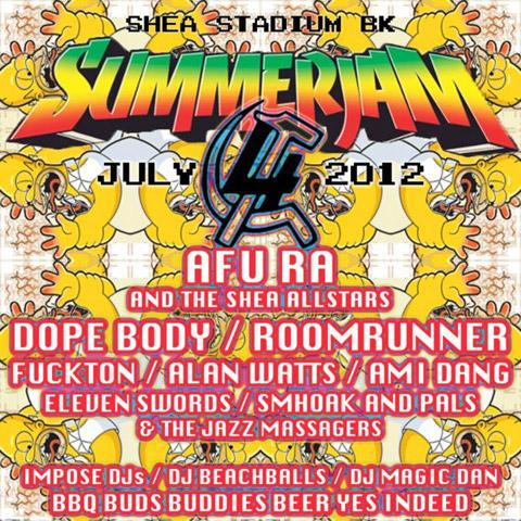 Shea Stadium Summerjam IV