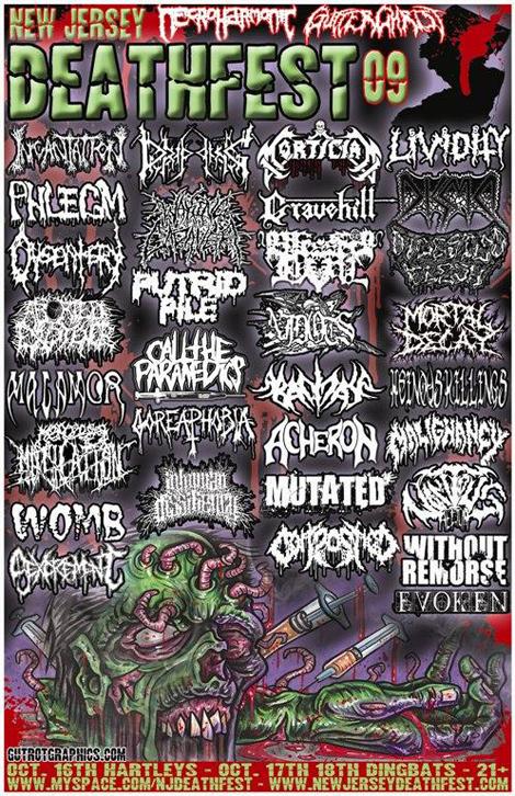 NJ Deathfest