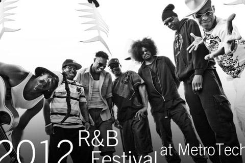 BAM R&B Festival 2012