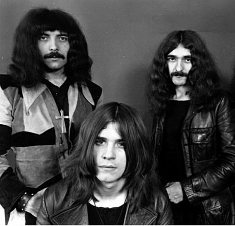Black Sabbath without Bill Ward