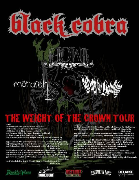 Tour Flyer