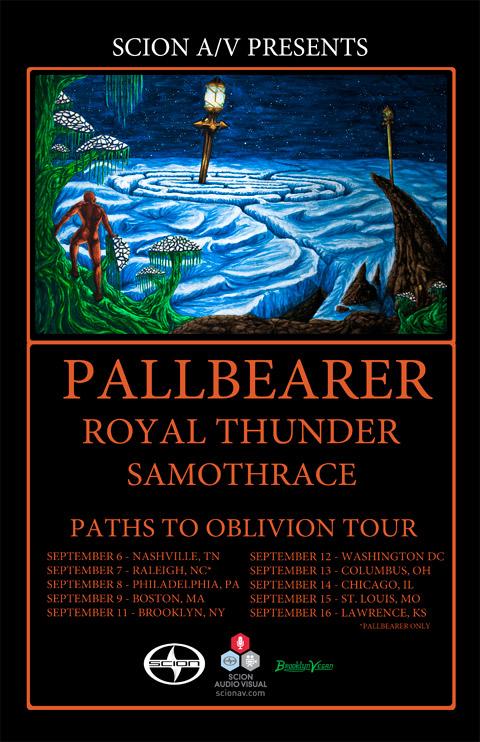 Palbearer tour