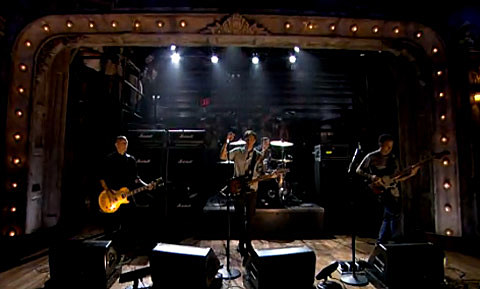 Quicksand on Jimmy Fallon