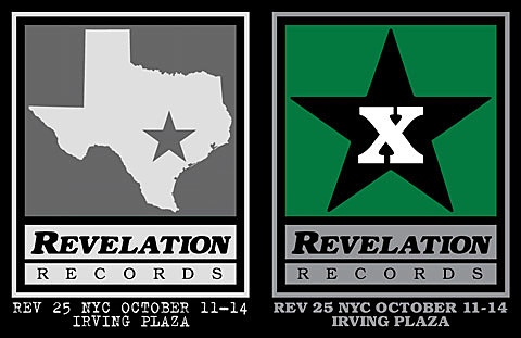 Revelation Records Anniversary