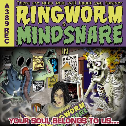 Ringworm Mindsnare split