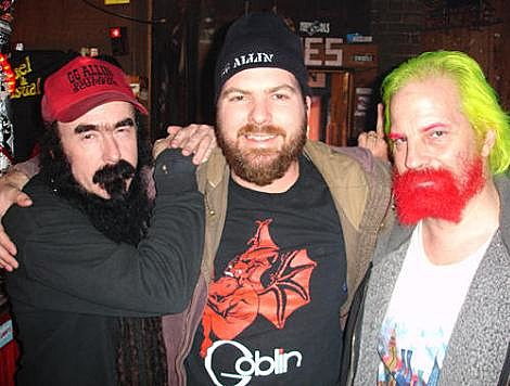 Rob Crow & Scumfucs