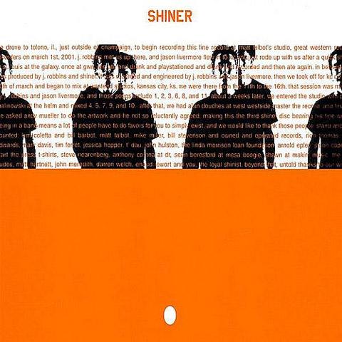Shiner - The Egg