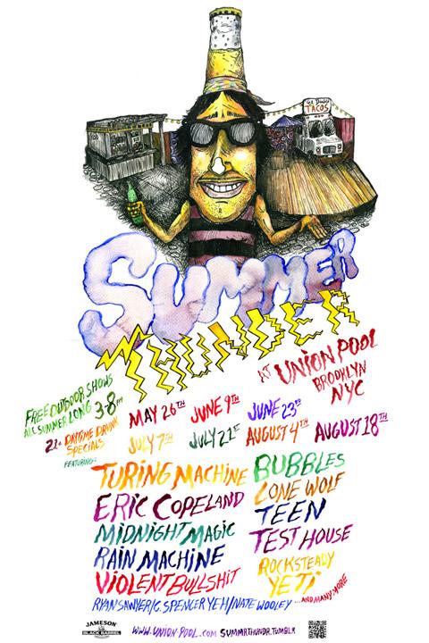 Summer Thunder 2012