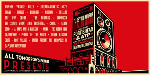 All Tomorrow's Parties NJ