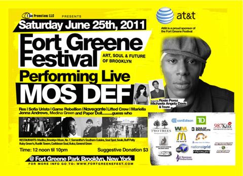 Fort Greene Festival