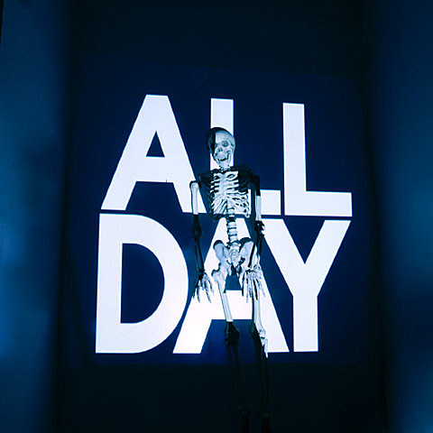 All Day art