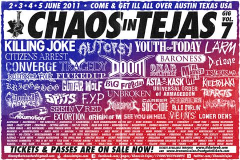 Chaos in Tejas 2011