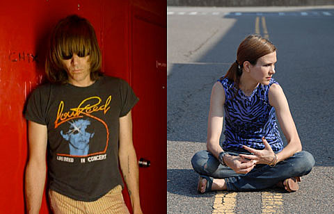 Evan Dando & Juliana Hatfiled