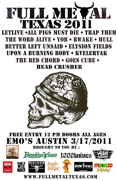 Full Metal Texas