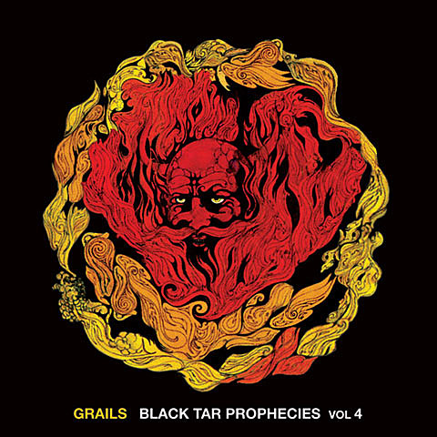 Grails - Black Tar Prophecies Vol 4